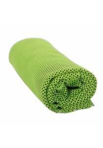 MagicCool Cooling Sport Towel Cooling Tower Fast Cool Similar Coolcore (Green)