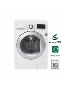 LG 9KG 6 Motion Inverter Direct Drive Front Load Washing Machine F1409NPRW