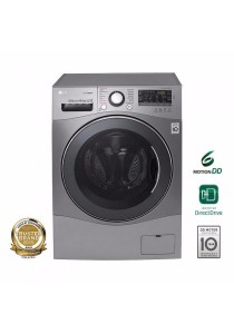 LG 10.5KG 6 Motion Inverter Direct Drive Front Load Washing Machine F1450SPRE