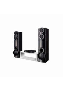 LG 4.2 Channel Karaoke/DVD Home Theater System LHD675