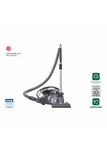 LG Cordless Vacuum Cleaner with Kompressor and Robosense Technology (2017 New Model) VK94070NCAG