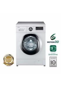 LG 8KG Inverter DD 6 Motion 2-In-One Combo Washer Dryer WD-CD8004WM
