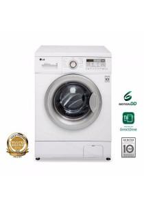 LG 7.5KG 6 Motion Inverter Direct Drive Front Load Washing Machine WD-MD7500WM