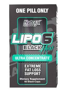 Lipo 6 Black Ultra Concentrate Hers (60 Caps) Fat Burner