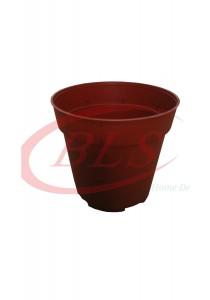 Lipson Plastic Pot (Ice Cream Pot) LS3-85 - Cotta Color - 50 Pots