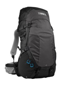 Thule Capstone 40L Men's Hiking Pack (Black/Dark Shadow)