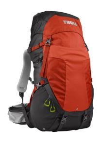 Thule Capstone 40L Men's Hiking Pack (Dark Shadow/Roarange)
