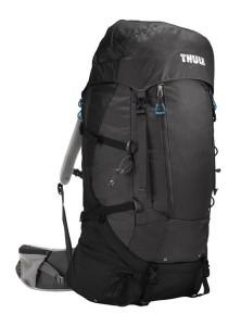 Thule Guidepost 65L Men's Backpacking Pack (Black/Dark Shadow)