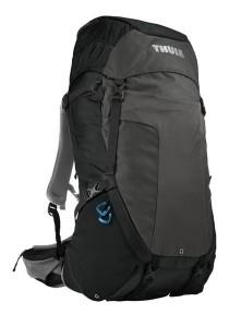 Thule Capstone 50L Men's Hiking Pack (Black/Dark Shadow)