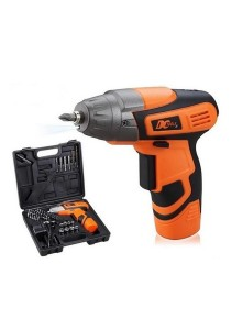 Powerful Cordless: Set of 45 Screw Driver & Drill Head Sets