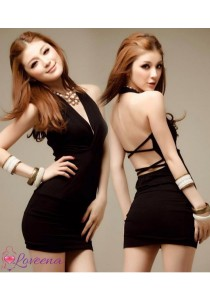 Loveena Charming Sexy Clubbing Costume Party Dress L1023
