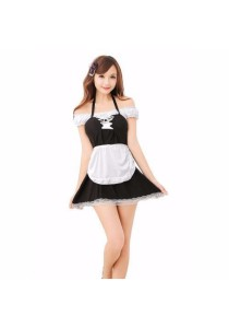 Loveena Lovely Maid Costume Role-Playing Lingerie L4003