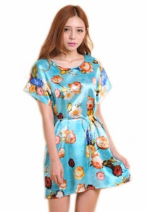 Loveena Comfy Nightie Sleepwear Pyjamas Dress L7031