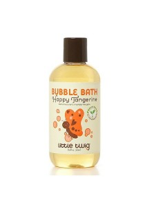 Little Twig Bubble Bath - Happy Tangerine (255ml)