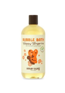 Little Twig Bubble Bath - Happy Tangerine (510ml)