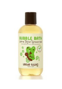 Little Twig Bubble Bath - Unscented (255ml)