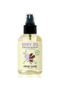 Little Twig Baby Oil - Calming Lavender (120ml)