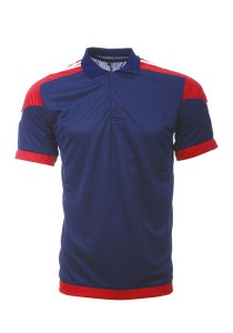 Microfibre Polo T Shirt LT 01 03 (Navy Blue)