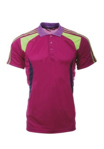 Microfibre Polo T Shirt LT 02 03 (Purple)