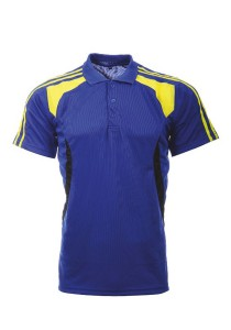 Microfibre Polo T Shirt LT 02 05 (Royal Blue)