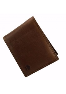 Country Roots CA9426 Side-flip Leather Wallet