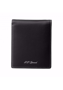 St Bernard Trifold Men's ST-WED Series Wallet (Black)