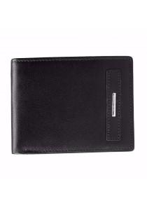 St Bernard Bifold Men's ST-WEE Series Wallet (Black)