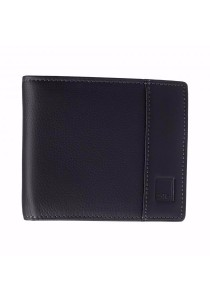 St Bernard Trifold Men's ST-WEH Series Wallet (Black)