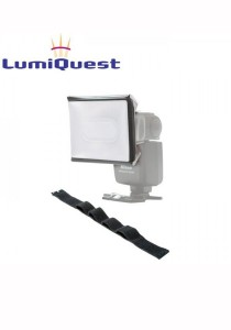 LumiQuest LQ-108S Mini SoftBox with UltraStrap