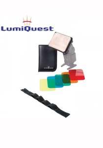 LumiQuest LQ-111S FX Color Gel System with UltraStrap