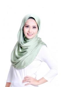 Diyana Halik - Lush Satin II (Mint Green)