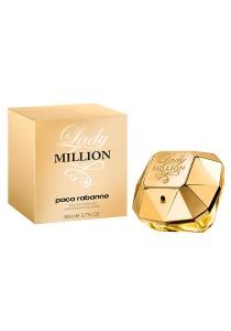 Paco Rabanne Lady Million EDP 80ml & Sheath