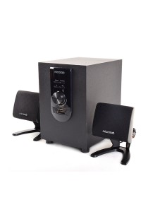 Microlab 2.1 Speaker with USB M-108U