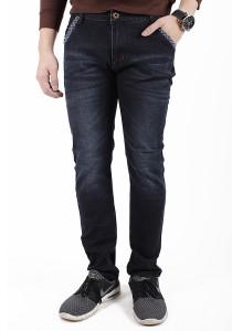 Slim Fit Medium Wash Jeans