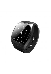 R Watch M26 Smart Watch 1.4 Inch Touch Screen - Black