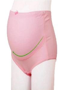 Adjustable Pregnant Underwear (Pink)