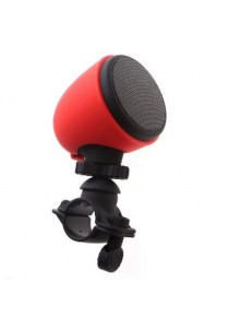 Bluetooth 3.0 Bicycle Speaker + Microphone MA861 Red