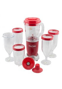 Magic Bullet Party Bullet The Best Drink Making System (Red)