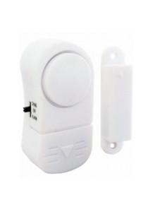 4 pieces Magnetic Door Alarm (Battery Included)