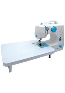 Maidronic Sewing Machine HL-508B 10 Sewing options With Expansion Board (Light Blue)