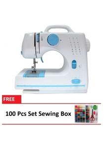 Maidronic Sewing Machine PRO HL-508A 12 Sewing options + 100 PCS Sewing Kit