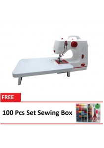Maidronic Sewing Machine PRO HL-508A 12 Sewing options With Expansion Board + 100 PCS Sewing Kit
