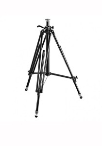 Manfrotto 028B Triman Camera Tripod Black without Head