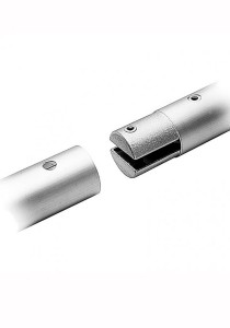 Manfrotto 047-2 Two Section Aluminium-Core