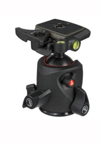 Manfrotto 054 Magnesium Ball Head with RC2