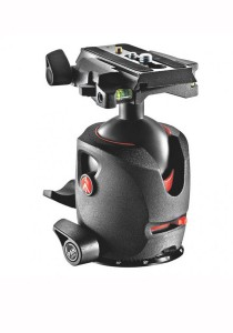 Manfrotto 054 Magnesium Ball Head with RC5