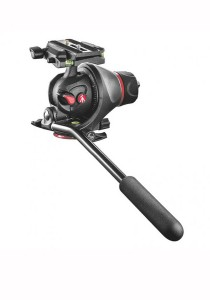 Manfrotto 055 Magnesium Photo-Video Dual Head RC5