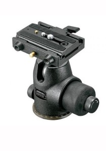Manfrotto 468MGRC2 Hydrostatic Ball Head with RC2 Rapid Connect System