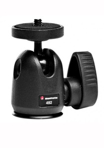 Manfrotto 492 Micro Ball Head without QR