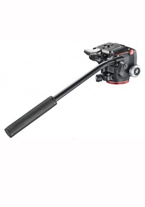 Manfrotto MHXPRO-2W XPRO Fluid Two-Way Tripod Head with Fluidity Selector